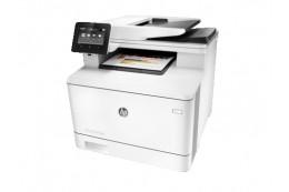 Лазерно многофункционално устройство, HP Color LaserJet MFP M477fdn Printer