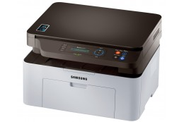Лазерно многофункционално устройство, Samsung SL-M2070W A4 Wireless Mono Laser MFP, 20ppm
