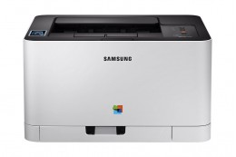 Лазерен принтер, Samsung SL-C430W A4 Wireless Color Laser Printer, 20/18 ppm