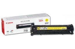 Тонер касета Cartridge 718 Yellow