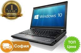 Lenovo Notebook B ThinkPad- втора употреба  X230 i5 3320M 2,6GHz 4GB 500GB Win 10